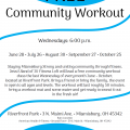 Free Community Workout!