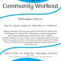 Free Community Workout!